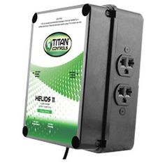 Grow Light Parts and Accessories 178987: Titan Controls Helios 11 4 Light 240V Light Controller Hydroponic Timer 120V -> BUY IT NOW ONLY: $120 on eBay!