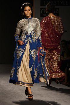 (260314) New Delhi: Wills Lifestyle India Fashion Week Autumn-Winter'14 - Vineet Bahl