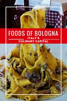 Good food is a way of life in Bologna, Italy. Tasty photos of pasta, shops, trattorias and markets!