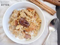 This Cinnamon Date & Walnut Baked Oatmeal is a simple and flavorful way to have a hearty and nutritious breakfast all week. Step by step photos.