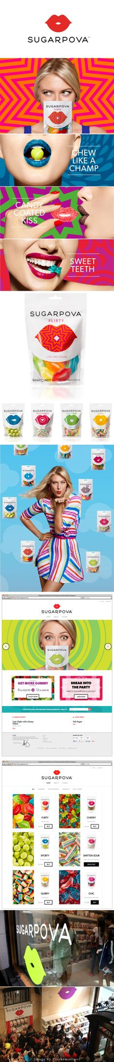 Sugarpova by Red Antler has been a most popular #packaging pin but this is the 1st time I've seen the expanded pin PD