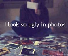 And just in general, always ugly