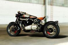 Matchless Model X: Retro Reloaded - Matchless zeigt auf der EICMA 2014 ein eigenes Motorrad - GQ
