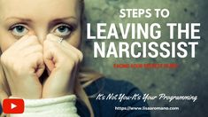Steps to Leave a Narcissist