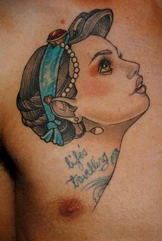 Kate Mackay-Gill | Tattoo Workshop