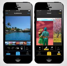 Put your picture anywhere in the world with the StackMotion app.
