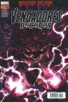Vengadores oscuros. Reinado oscuro #3