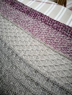 Shawl, Knitting Patterns, Blanket, Crochet, Life Is Beautiful, Threading, Knit Patterns, Ganchillo, Knitting Stitch Patterns