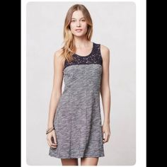 Anthropologie Lilka Esme Spacedye Dress