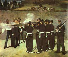 The Execution  - Edouard Manet 1867