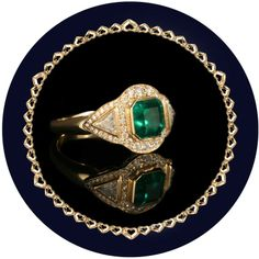 Isabelle is a Fine Jeweller and a romantic specialising in engagement rings and gestures of affection. Bespoke Jewellery, Ancient Romans, Emerald, Brooch, London, Jewels, Engagement Rings, Enagement Rings, Wedding Rings