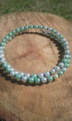 Hey, I found this really awesome Etsy listing at https://www.etsy.com/listing/518669820/boho-hippy-bracelet-glass-and-plastic