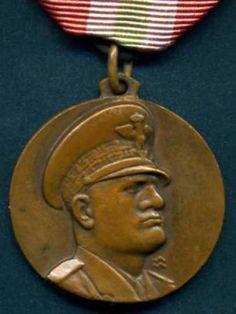 Медаль Муссолини