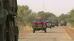 BBC News - Mali conflict: French and Malian troops move on Timbuktu