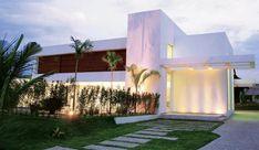 Fachadas de casas com madeira - veja 30 modelos modernos e maravilhosos! - Decor Salteado - Blog de Decoração e Arquitetura