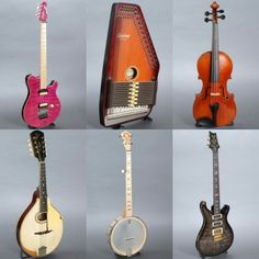 Great items arrive EVERY DAY, and our web page is constantly updated to reflect this. Mandolins, electric guitars, autoharps, banjos, ukuleles..........we have them!  www.elderly.com   888-473-5810