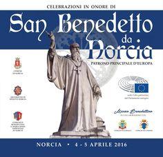 Norcia si prepara alle solenni Celebrazioni Benedettine per il 4 e 5 aprile
