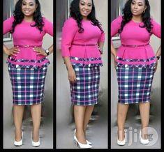 72e3ec9620851 Ladies Skirt Blouse for sale in Lagos Island