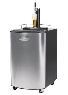 Nostalgia Electrics Keg-O-Rator Refrigerated Kegerator