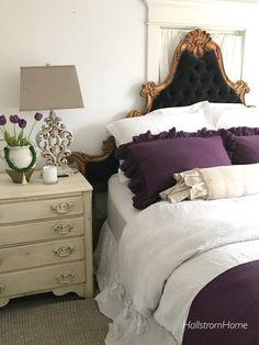 Hallstrom Home: Romantic Shabby Chic Bedroom Ideas