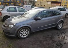 Opel Astra H GTC wersja COSMO