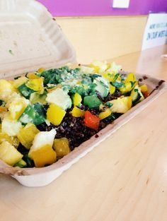 My Vegan Restaurant Lunch Mom S Organics
