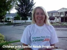 Volunteer Abroad Peru Cusco Orphanage & Special Need Children Program with https://www.Abroaderview.org