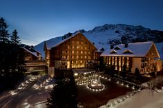 Chalet Gstaad in the Swiss Alps - Buscar con Google