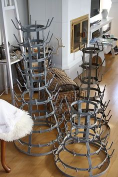 No, this blog post is not about medieval torture devices. This blog features a common household item used in almost every French Ch...