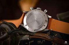 Longines Avigation BigEye L2.816.1.93.2 Review – WATCHDAVID® Watch Fan, Watch Blog, Watches Photography, G Shock, Retro Design, Omega Watch, Brown Leather, Tan Leather, Brown Skin