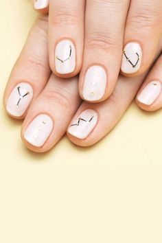 From bold and colorful to feminine and demure, these are the prettiest wedding nails we've ever seen. Keep reading for the looks our editors love.