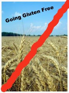My journey to going gluten free-- If you're contemplating eating gluten free for health reasons, check it out.
