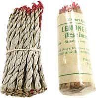 Lemongrass Tibetan Rope Incense 45 Ropes