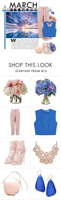 """""""March Madness"""" by chantique ❤ liked on Polyvore featuring Diane James, Topshop, Alice + Olivia, INC International Concepts and hightops"""