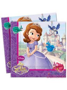 Prenses Sofia Peçete (16 adet)