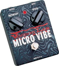 """a great clone of the original Univibe made famous by Jimi himself. I use this for the same effect, """"swimming ripping guitar solo's"""". I spent hours as a kid listening to Hendrix, this pedal was a must. A cool trick i found is if cranked you can easily emulate an organ if paired with distortion and volume."""