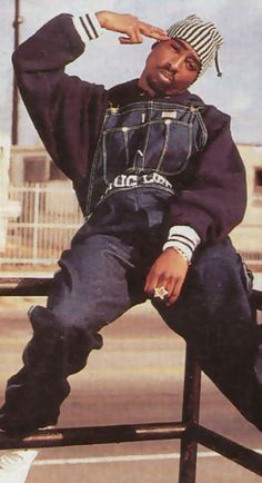 2pac overalls - Google Search