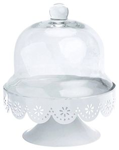 Boston International J'aime Paris Small Cake Stand with Glass Lid, 7.25-Inch, White Boston International http://www.amazon.com/dp/B00TU7Q09Y/ref=cm_sw_r_pi_dp_85Nvvb0M3CRNA