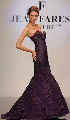 "Jean Fares - Couture - ""Cut'n Paste"", F/W 2010-2011"
