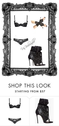 """""""Something sexy"""" by briananewell ❤ liked on Polyvore featuring L'Agent By Agent Provocateur and Dsquared2"""