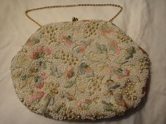 Hey, I found this really awesome Etsy listing at https://www.etsy.com/listing/91356477/sale-vintage-magid-beaded-purse