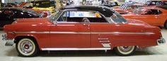 1954 Mercury Montery Custom Sport Coupe