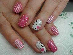 """""""Valentine nails""""♥"""