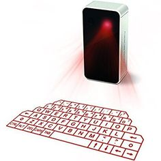 Virtual Laser Projection Keyboard and mouse Bluetooth Wireless Speaker for iPhone, iPad, Smartphone and Tablets