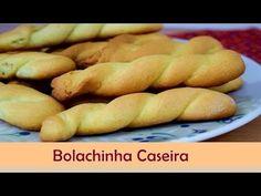Sabor no Prato: Bolachinha Caseira - Receita simples