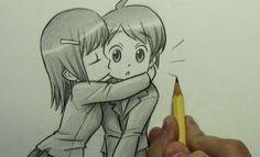 How to Draw a Chibi Kiss On the Cheek – Hildur.K.O