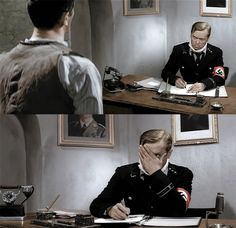 Can there be something more frustrating than transcribing names like Grzegorz Brzęczyszczykiewicz? How about pronouncing it? In this scene from the 1969 Polish cult movie How I Unleashed II World War, a Polish prisoner outsmarts a German Nazi officer by giving the most difficult fake name he can think of. Source: www.youtube.com/watch?v=3aVCgV6tIjE