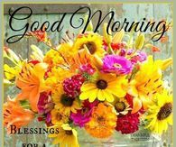 Blessings For A Beautiful Day Good Morning