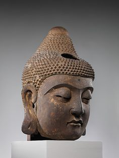 Iron Buddha HEad