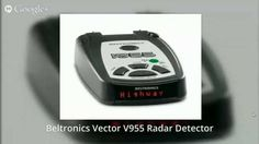 Beltronics Vector V955 Radar Detector Link:- http://www.radardetectorguy.com/beltronics-vector-v955-radar-detector-review/ If you are looking for a radar det...